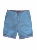 high quality blue chino shorts