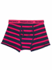 Raging Bull Cotton Boxers Three Pack - Vivid Pink
