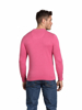 Raging Bull Crew Neck Cotton/Cashmere Knit - Pink