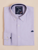 high quality purple long sleeve shirt