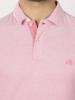 Raging Bull Birdseye Pique Polo - Pink