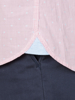 Raging Bull Short Sleeve Gingham Dobby Shirt - Pink