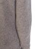 Raging Bull Button Neck Plain Knit - Vanilla