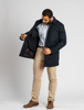 Raging Bull Three Way Rain Mac  - Navy