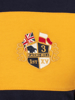 Raging Bull Long Sleeve Cut & Sew Rugby - Navy