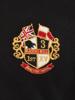 Raging Bull Big & Tall Crest Pique Polo - Black