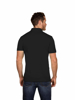 Raging Bull Slim Fit Organic Polo Shirt - Black
