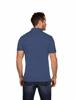 Raging Bull Slim Fit Organic Polo Shirt - Denim