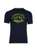 Raging Bull Grass Roots T-Shirt - Navy