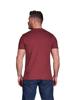 Raging Bull Big & Tall Slash Bull T-Shirt - Claret