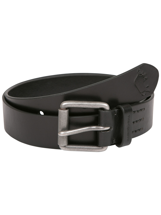 Raging Bull Leather Belt- Black
