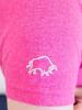 Raging Bull Full Time Moody Cow Tee - Vivid Pink