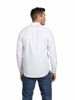 Raging Bull Big & Tall - Long Sleeve Signature Oxford Shirt - White