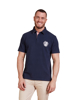 Raging Bull Short Sleeve Signature Rugby - Navy