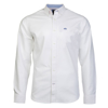Raging Bull Long Sleeve Signature Oxford Shirt - White