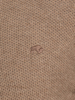 Raging Bull Honeycomb Knit Quarter Zip - Biscuit