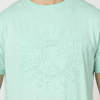 Raging Bull Big & Tall Excellence Embossed Tee - Green