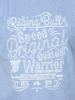 Raging Bull Warrior Tee - Mid Blue