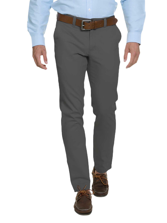 Raging Bull Signature Chinos - Slate