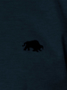Raging Bull Signature Jersey Polo - Navy