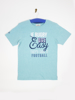 Raging Bull If Rugby was Easy Tee - Mint